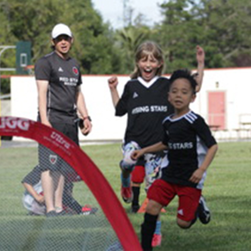 Pre Competitive Soccer Camps